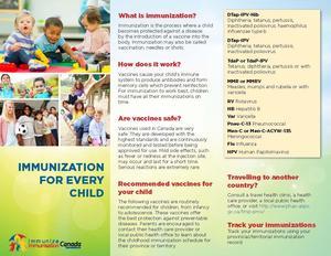 National Immunication Awareness Week Featured Photo
