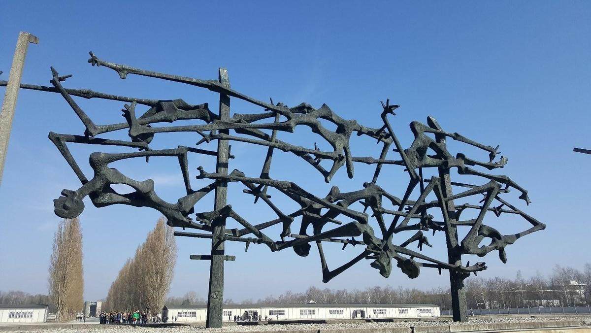 Dachau concentration camp, Germany