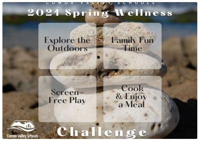 Spring Mental Wellness Challenge 2021 Featured Photo