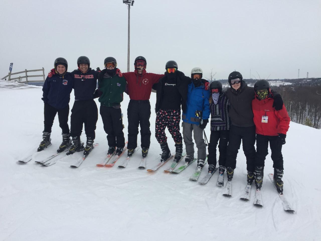Boler Mountain Skiing