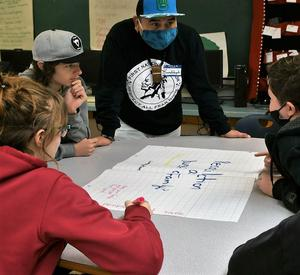 Youth ReconciliAction project comes to Lake Trail Middle School Featured Photo