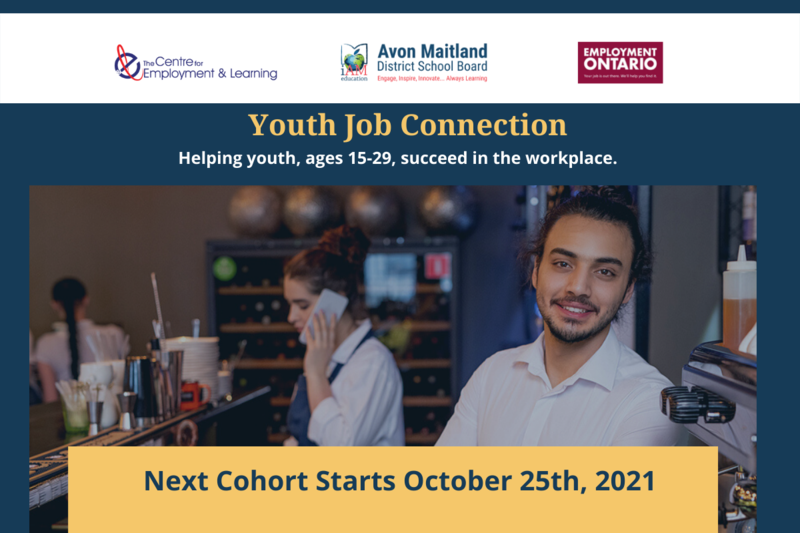 Paid pre-employment training, job opportunities and mentorship for youth aged 15 to 29 who are not working and not in full-time school or training.   Complete the Inquiry form for more details: https://forms.gle/48svTE4o9oaqQvpP8