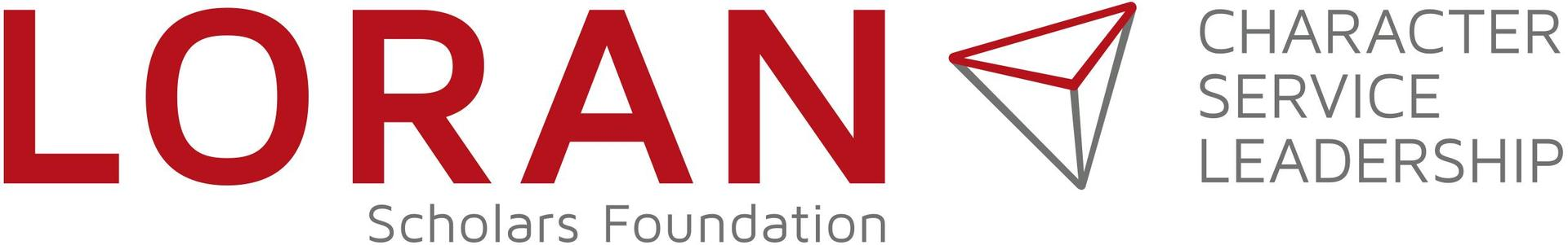 Loran Scholarship Banner