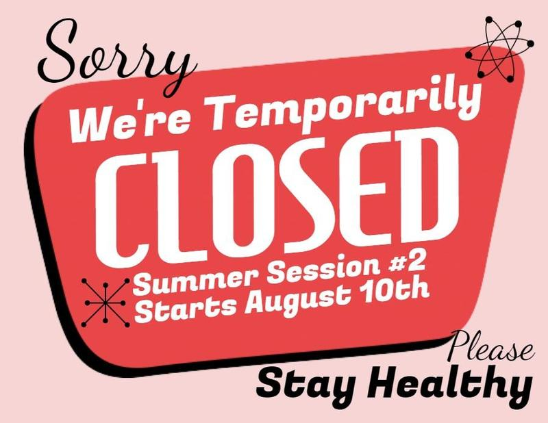 SSO Closed Until August 10th Featured Photo