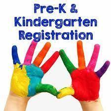 Kindergarten and Pre - K Registrations Featured Photo