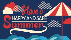 safe and happy summer