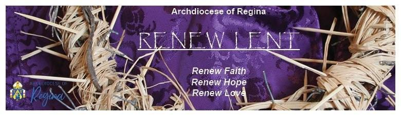 Archbishop Don's Message for the Second Week of Lent Featured Photo