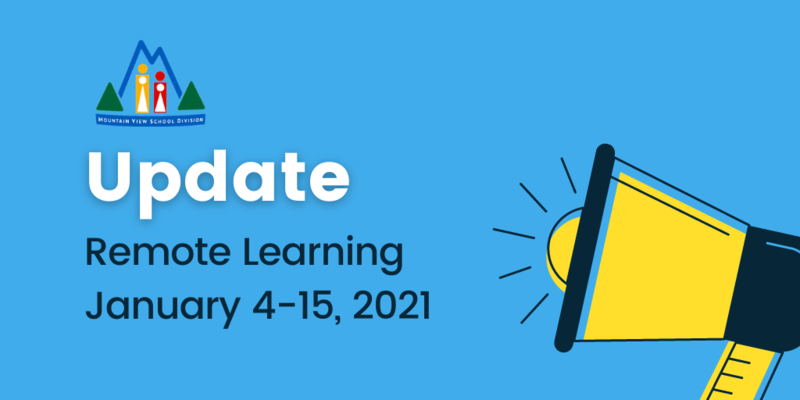MVSD Update - Remote Learning