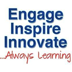 AMDSB motto, Engage, Inspire, Innovate... Always learning.