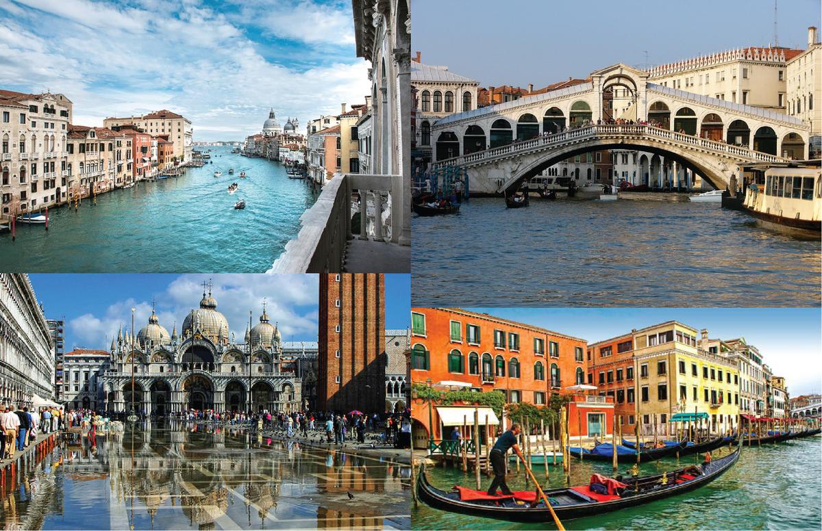 Overnight in Venice