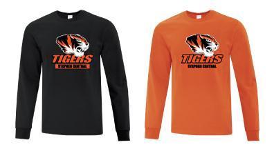 Tiger Long Sleeve