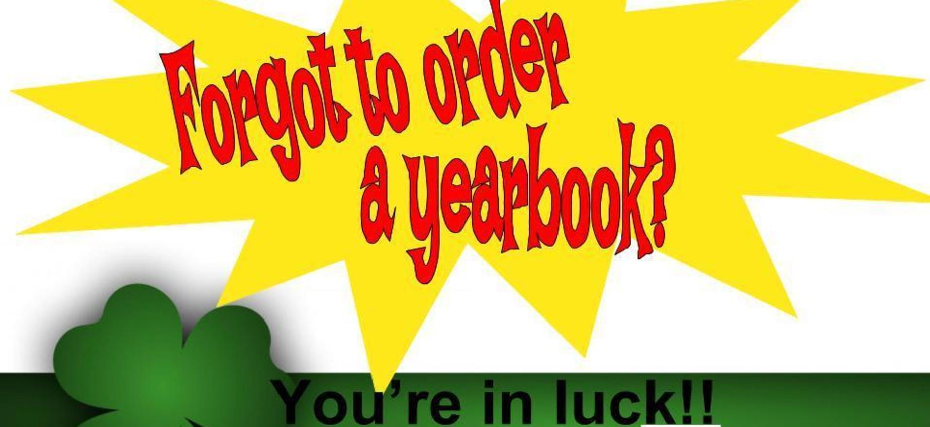 last chance to order 2019 yearbook