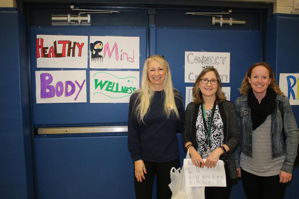Healthy Mind Body and Spirit Wellness Fair