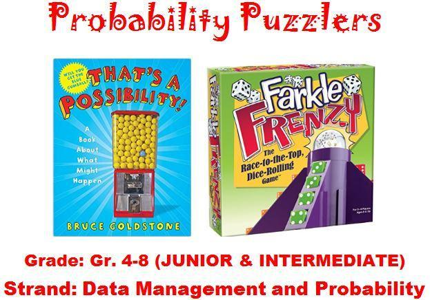 Probability Puzzlers Kit