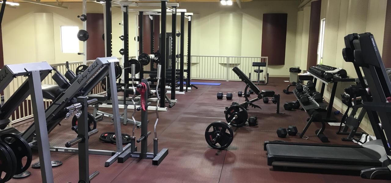 Heartland Colony School Gym