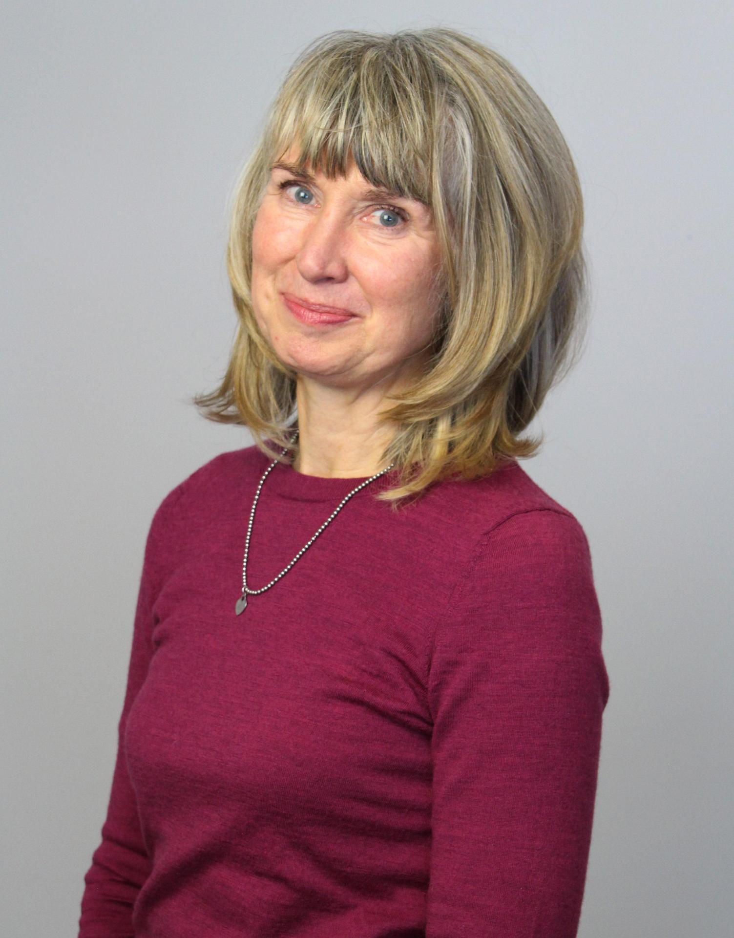 Headshot of Kate Creery