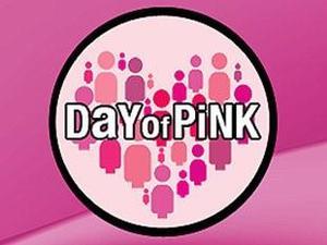 Day of Pink logo