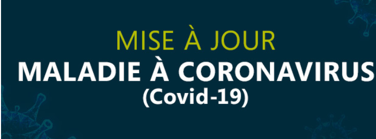 Informations de Covid-19 Featured Photo