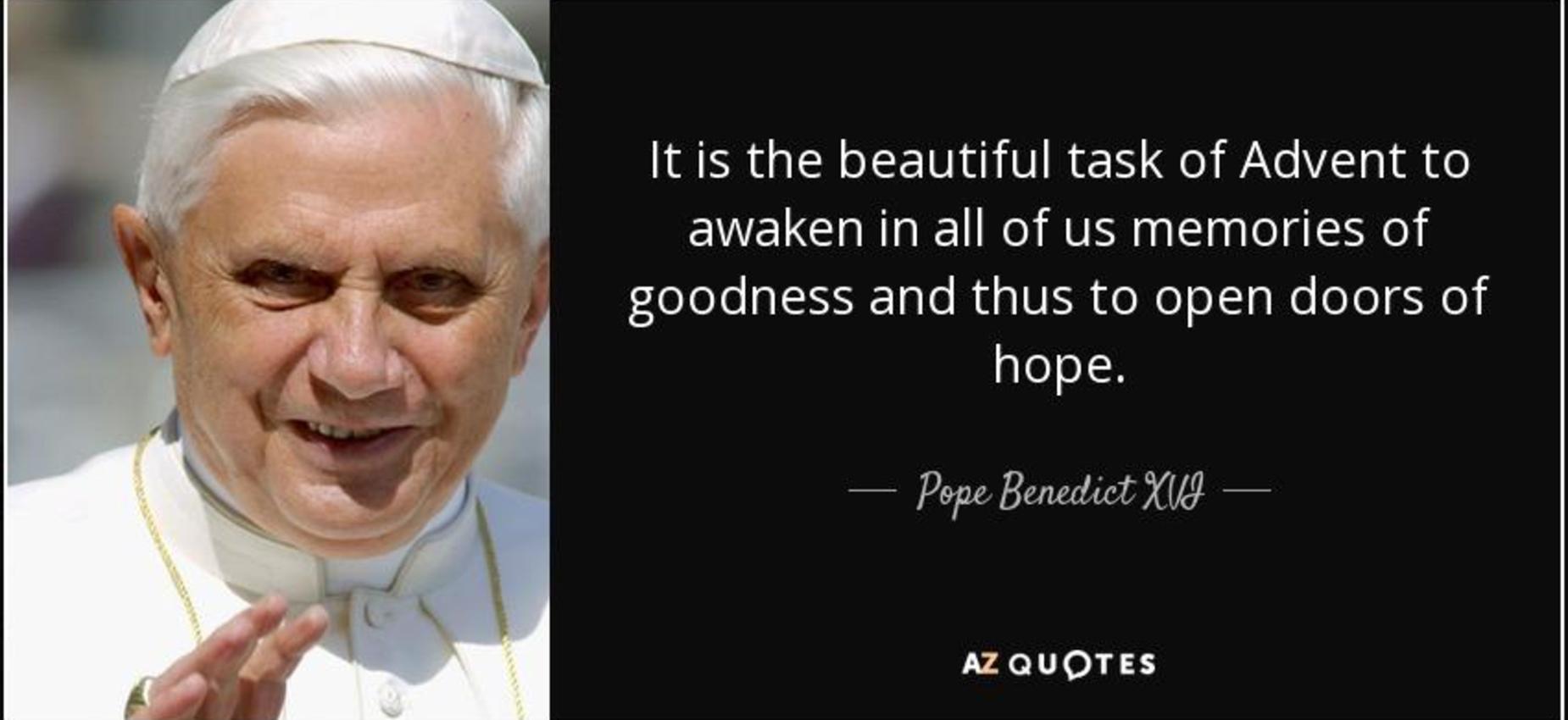 Advent Quote