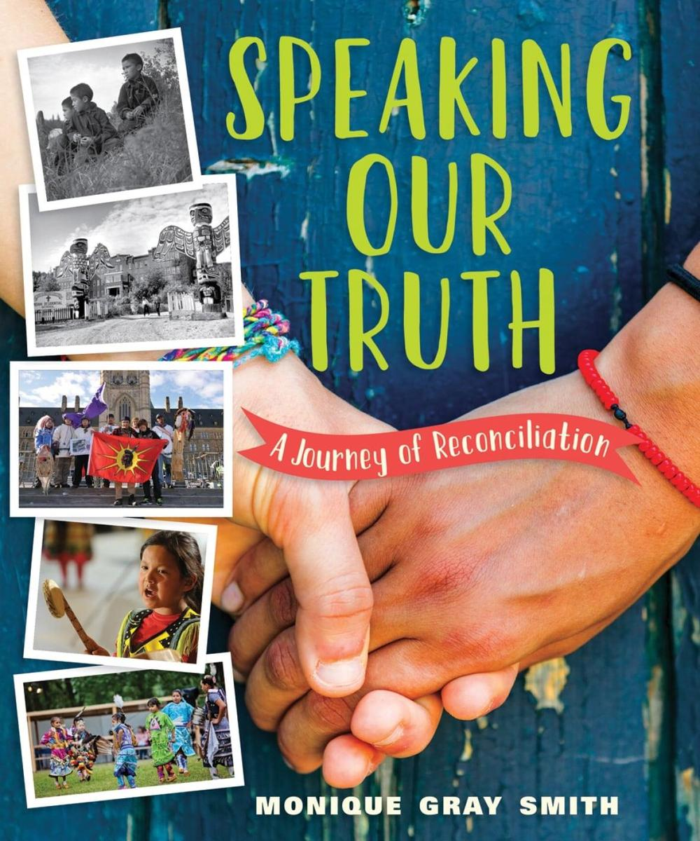 Speaking Our Truth Book Cover