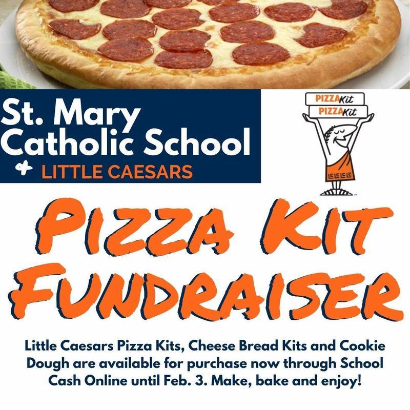 Parent Council Pizza Kit Fundraiser! Featured Photo