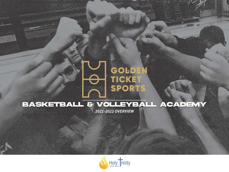Grade 5-8 Before School Program: Golden Ticket Basketball and Volleyball Academy Featured Photo