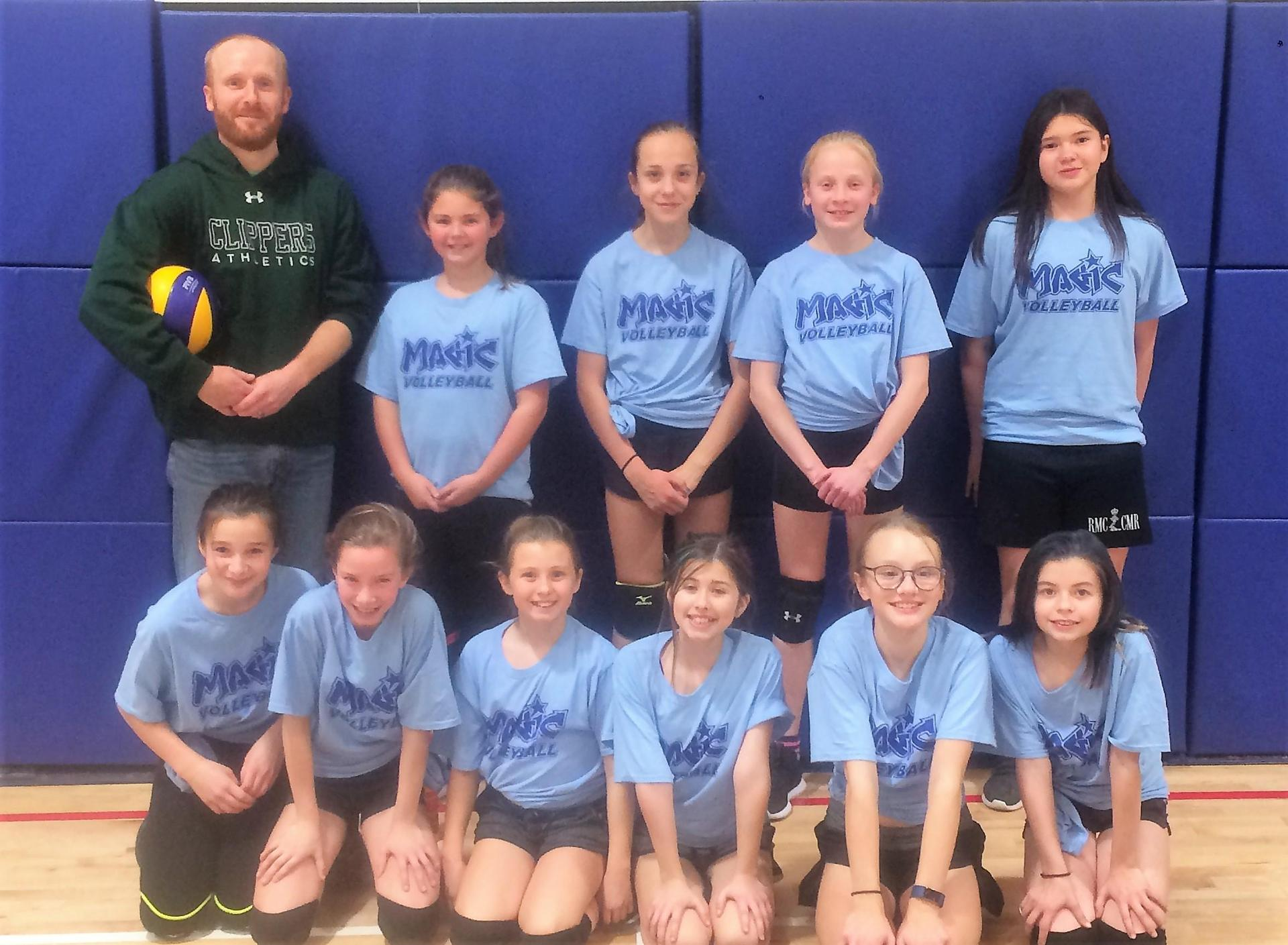 Grade 6 Girls Team C
