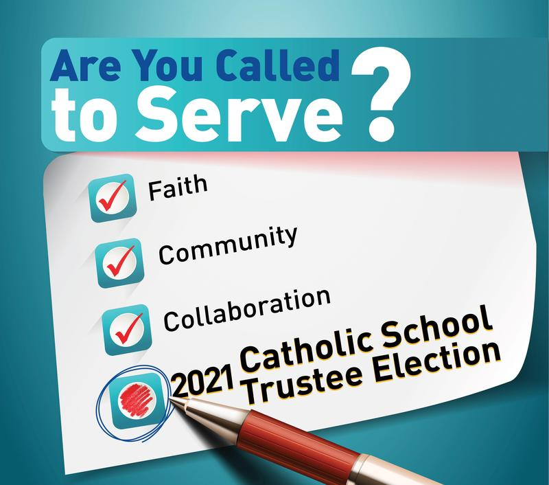 Become a Catholic School Trustee! Featured Photo