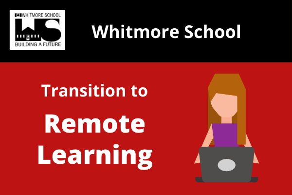 Whitmore School - Remote Learning
