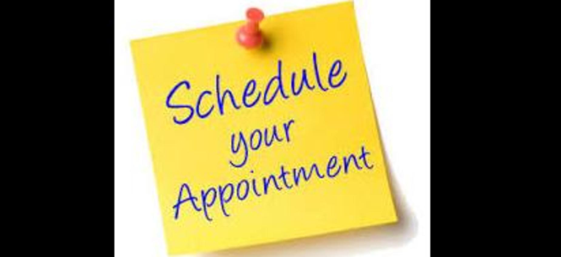 guidance appointment info