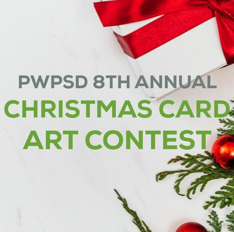 PWPSD 8th Annual Christmas Card Art Contest: Open to Grades 10-12 Featured Photo