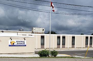 Central Ave Public School
