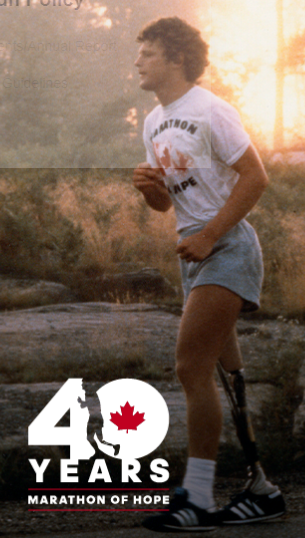 Terry Fox Run - September 25th Featured Photo