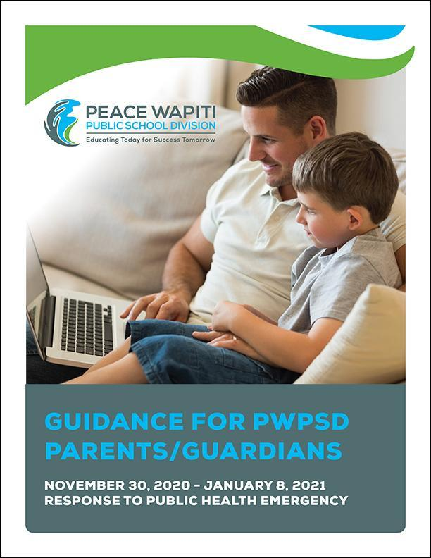 parent guidance document cover image