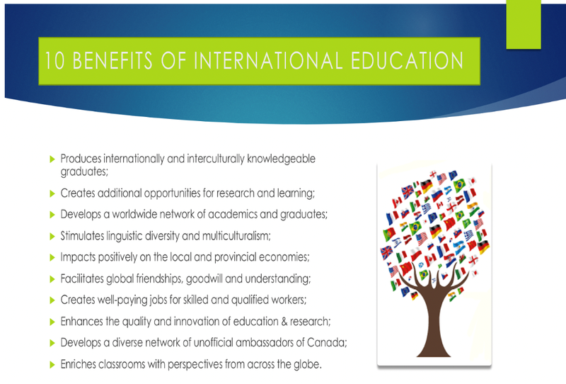 10 Benefits to International Education Featured Photo