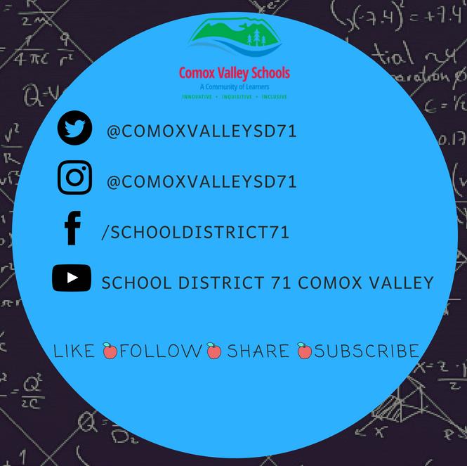 Comox Valley School District Image