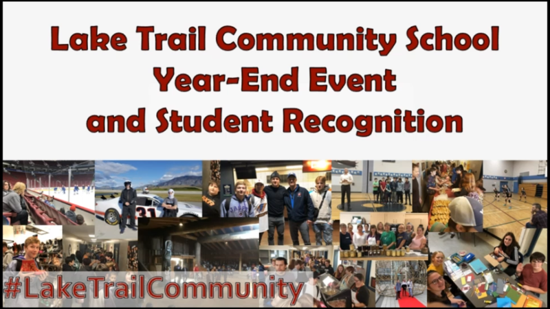 Lake Trail Community School Year End Event and Student Recognition Featured Photo