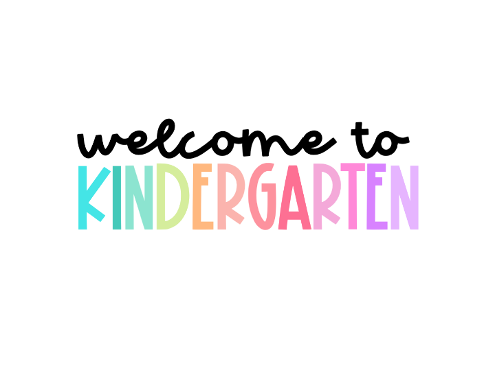 We welcome all new and returning Kinders! Featured Photo