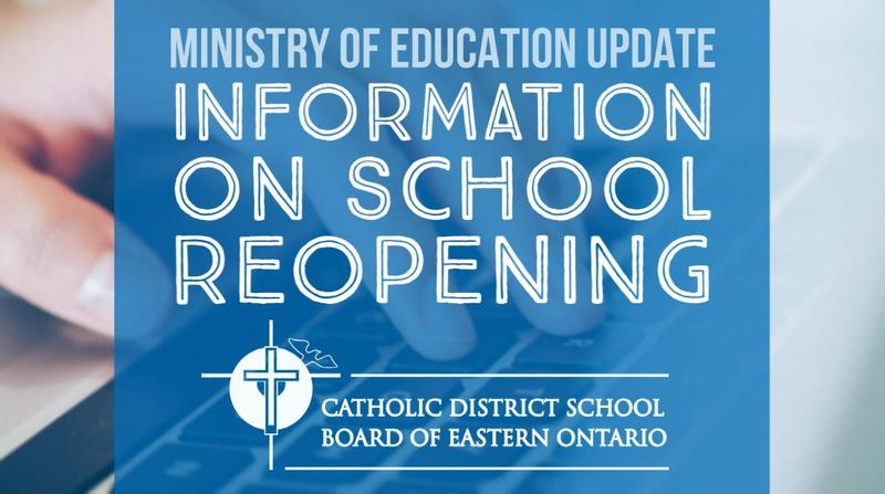 Information on School Reopening Featured Photo