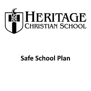 Heritage Christian School Safe School Plan Featured Photo