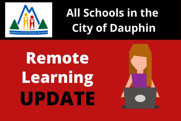 MVSD Remote Learning Update