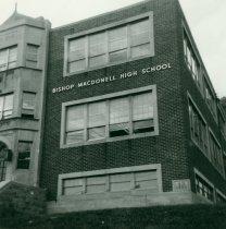 Bishop Mac - archive photo