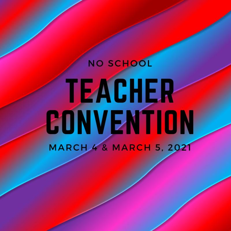 Teacher Convention - No School Featured Photo