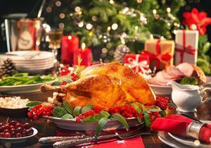 christmas-turkey-dinner-christmas-turkey-dinner-baked-turkey-garnished-red-berries-sage-leaves-front-christmas-tree-158155331.jpg