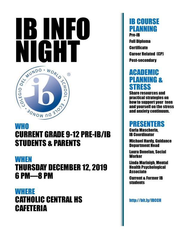 IB Night