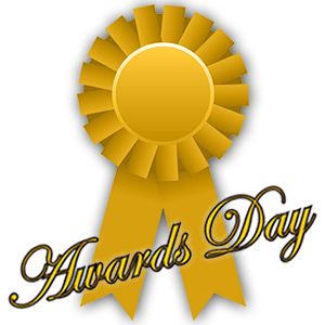 Awards Day ribbon