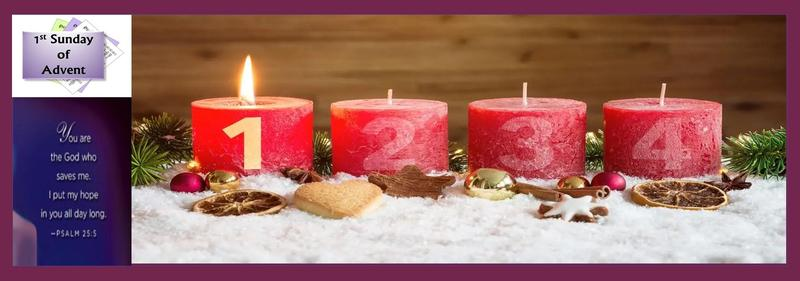 First Sunday of Advent Featured Photo