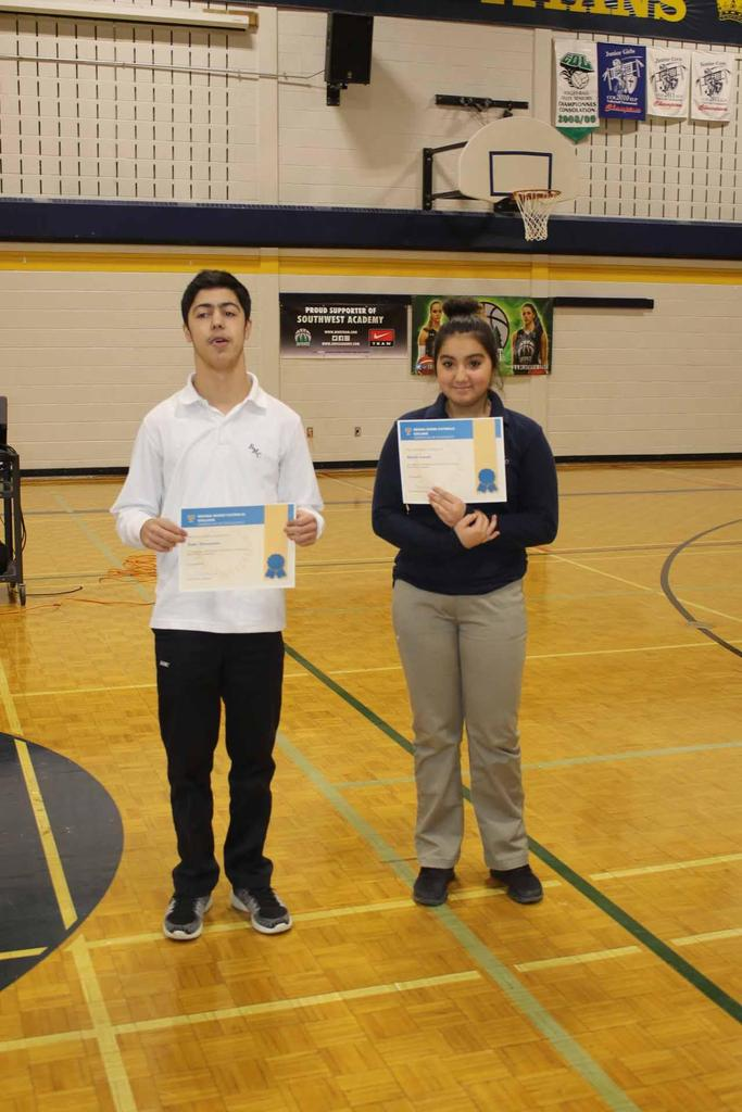 Titan Recognition Assembly
