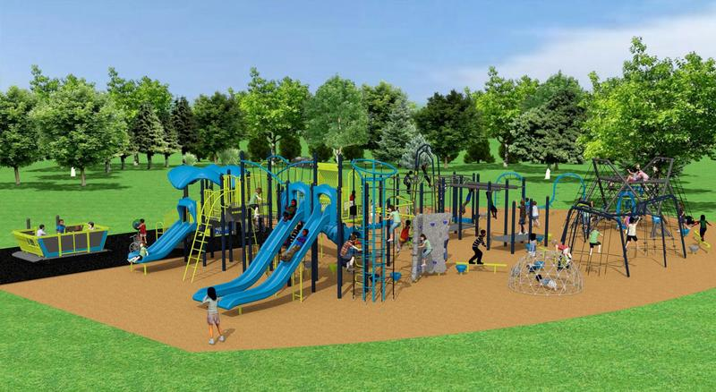 Get Moving Fundraiser! Help us Build our New Playground! Featured Photo