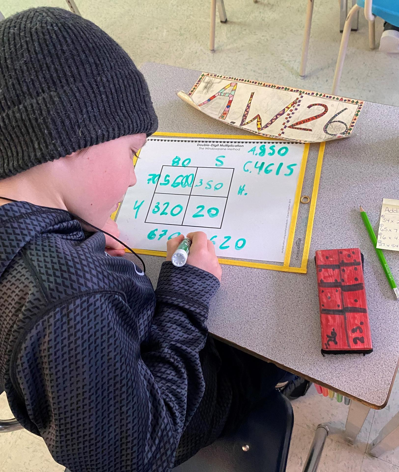 Student Mathematicians!